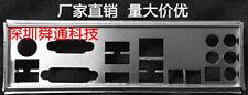 IO I/O Shield Back Plate BackPlate Blende Bracket for GA Gigabyte GA-Z77X-UP4 TH
