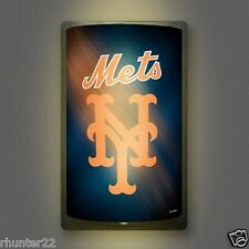 New York Mets MLB Licensed MotiGlow™ Light Up Sign - Free USA shipping!