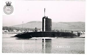 HMS Sovereign S108 Photo