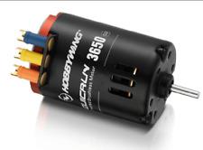 Hobbywing 1/10 QUICRUN 3650SD 2850KV 13.5T G2 Brushless Sensored 540 Motor Black