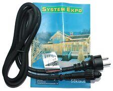 System Expo Start Kabel 1,8m 484-28 erweiterbar Lichterketten Star Trading OVP