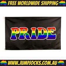 LGBT Pride Flag - Gay, Rainbow, Mardi Gras *FREE WORLDWIDE SHIPPING*