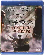 1492 THE CONQUEST OF PARADISE **Blu Ray B** Gerard Depardieu, Sigourney Weaver