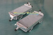 aluminum radiator for GAS GAS  EC 200/EC 250/EC 300 2007-2015 08 09 10 11 L + R