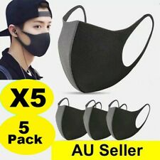 X5 Face Mask Fashion  Mouth cover Masks Man & Woman Reusable