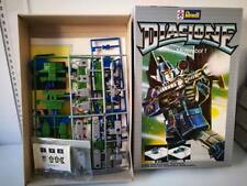 DIACLONE MODEL KIT MICROROBOT 1 ROBOT REVELL 1984 MADE IN GERMANY TAKARA 株式会社タカラ