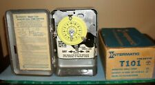Intermatic T101 24 Hour Mechanical Time Switch - 120V New In Open Box