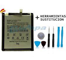 Batería interna BQ Aquaris M5 3120mAh NUEVA alta calidad + Kit  herramientas