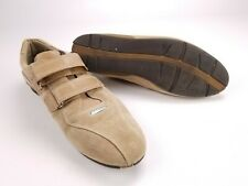 Bruno Magli Mens Suede Leather Hook Loop Comfort Designer Sz 11 Shoes $425 Italy