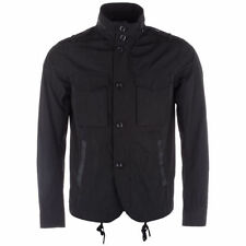 Diesel Nylon Funnel Neck Coats & Jackets for Men