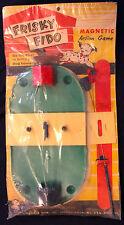 Original Vintage Hassenfeld Bros Frisky Fido Magnetic Action Game UNOPENED