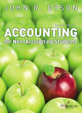 Accounting for Non-Accounting Students, Dyson, John R. | Paperback Book | Accept