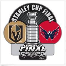 2018 VEGAS GOLDEN KNIGHTS VS WASHINGTON CAPITALS STANLEY CUP FINAL PIN