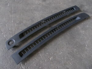 NISSAN SKYLINE R33 GTST GTR B25 RB26 dash top defroster vent 68743 / 68742 15U00