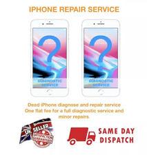 iPhone 4 5 6 7 8 Plus S - Diagnostic and Repair Service
