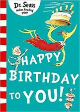 Happy Birthday to You by Seuss 9780008251987 Fast