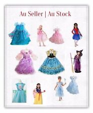 Satin Cartoon Characters Costumes for Girls