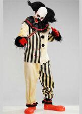 Freakshow Killer Clown Pennywise Fancy Dress Halloween Horror Scary Circus IT