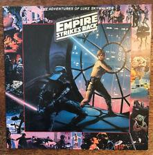"""STAR WARS: THE EMPIRE STRIKES BACK - THE ADVENTURES OF LUKE SKYWALKER 12"""" VINYL"""