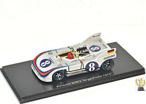 1:43 Spark S2332 Porsche 908/3, Targa Florio 1971, Larrousse, Elford #8