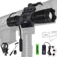 Military IR Hunting Light Night Vision NV Infrared 7W 850nm LED Gun Scope Torch