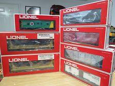 Lionel 6-1672 Northern Pacific 1976 GP-9 SSS Set & Non-Pwd. B-Unit 6-8668 , C-8+
