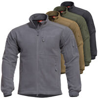 Pentagon Perseus 2.0 Tactical Military Army Police Security Fleece Jacket Coat