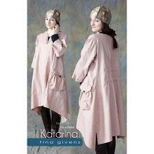 """TINA GIVENS """"KATARINA PERFECT SHIRT DRESS"""" Sewing Pattern"""