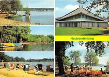 B62592 Neubrandenburg multiviews  germany