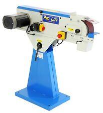 Bandschleifer 75mm x 2000mm Bandschleifmaschine Schleifmaschine BSM075J 00562