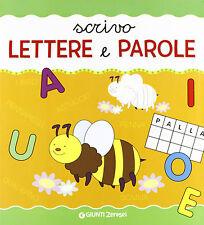 Escribo lettere y parole 3 G. Donati - Libro nuovo especiales