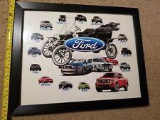 Ford Motor Company Wall Decor