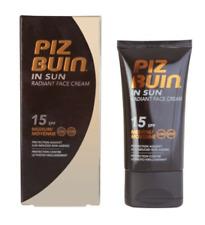 PIZ BUIN In Sun Radiant Face Cream 15 SPF Medium 40ML - New
