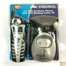 BELL Phones 2.4 GHz Cordless Phone with Call Waiting Caller ID Northwestern Bell