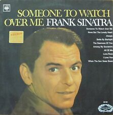 Frank Sinatra - Someone To Watch Over Me (Hallmark- Records Vinyl-LP UK 1968)