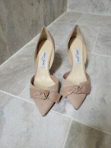 Jimmy Choo Shoes With Bow