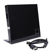Asus SBW-06D2X-U 3D externer Blu-ray Brenner schwarz Gebrauchtware