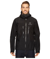 ARCTERYX Alpha SV Jacket 2019 | Black Gore-Tex Pro XL | LT AR Beta