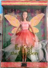 Fairy Of The Garden Barbie Doll Col Ed 2001 NRFB Enchanted World of Fairies Col