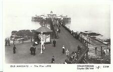 Kent Postcard - Old Margate - The Pier c1918  A3520