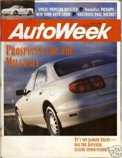 AUTOWEEK – April 11, 1994 - Mazda Millenia