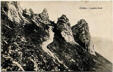 1915 Exilles - I quattro denti dest. Cavagnolo - FP B/N VG