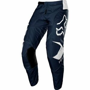 New Fox Racing Youth 180 Prix Pant, Navy, 23953-007-28, Size 28