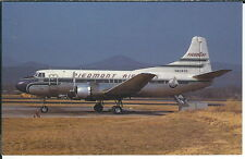 AY-378 - Grouping of Three Piedmont Airlines Postcards, 1950's-70 Chromes Vntg