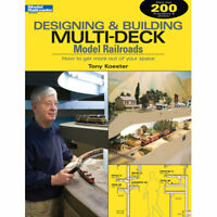 Kalmbach Publishing Co. Designing & Building Multi-Deck Model Railroads