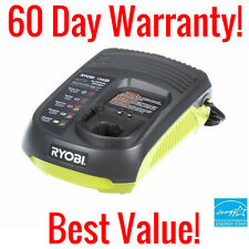 RYOBI ONE+ P131 VEHICLE CAR 18 VOLT DUAL CHEMISTRY BATTERY CHARGER 18V LITHIUM