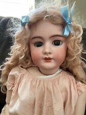 Antique Bisque doll,