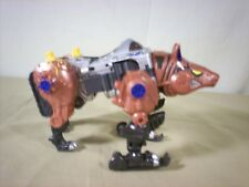 Transformers Armada Rhinox Beast Wars Hasbro Takara incomplete
