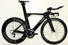 STRADALLI CARBON TTR-8 TRIATHLON TIME TRIAL BIKE ULTEGRA 6800 TRI TT XL 58CM