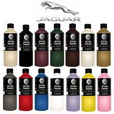 JAGUAR COLOUR Leather Dye All In One Colourant Repair Recolour JAGUAR Car Seats.